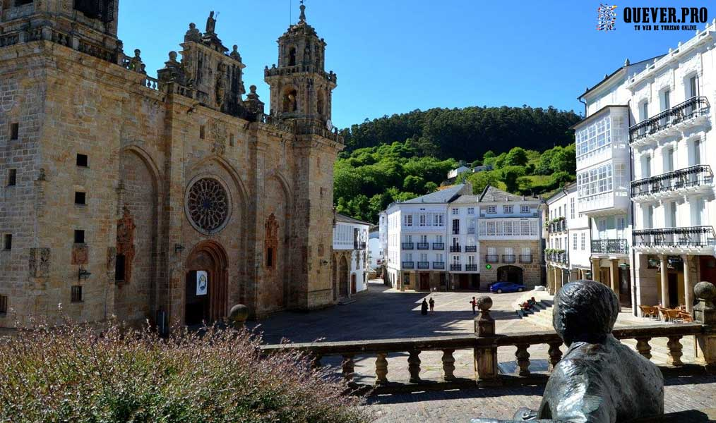 Casco Histórico de Mondoñedo