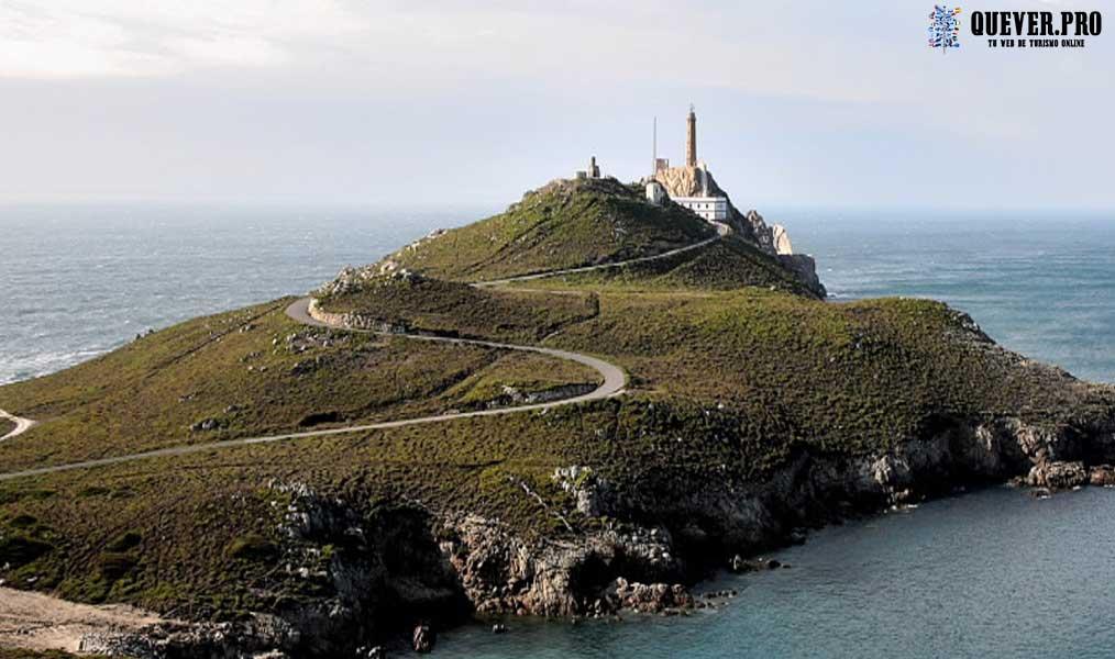 Faro del Cabo Vilán