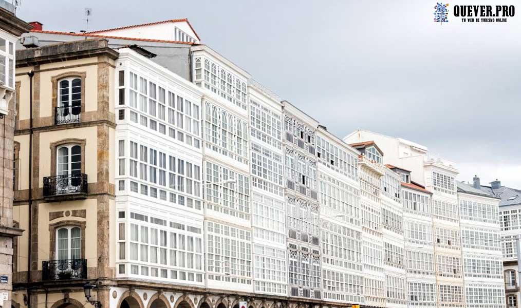 Galerías de A Coruña