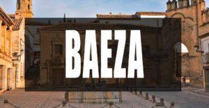 Qué ver en Baeza
