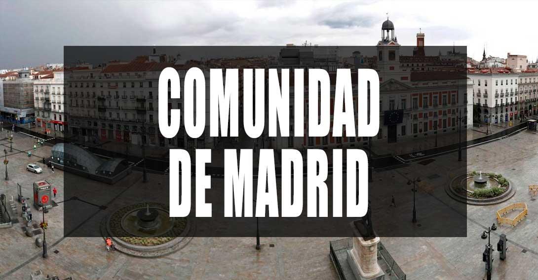 Qué ver en Comunidad de Madrid