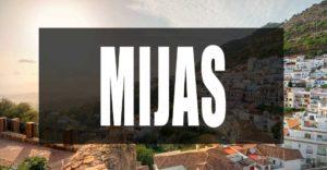 Qué ver en Mijas