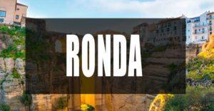 Qué ver en Ronda